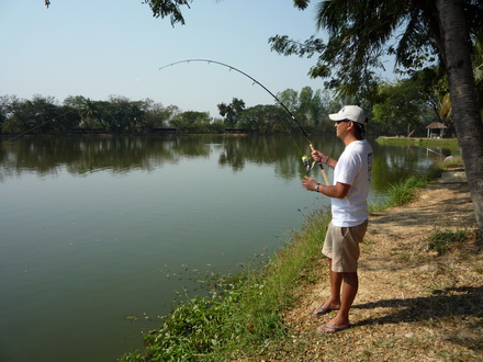 Chiang mai tour packages chiang mai adventure tours and for Easy fishing games