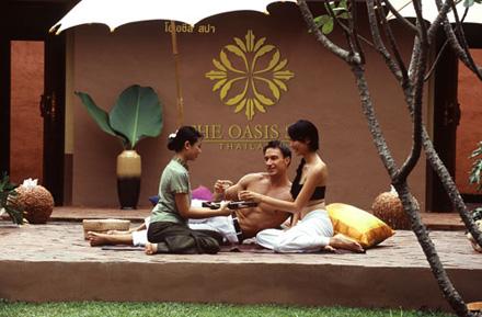Thailand Beauty Spa Thai Oasis