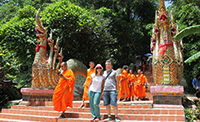 Chiang mai sightseeings Tours